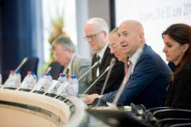 B. Tomic (Managing Director - ENCO, AT) speaking